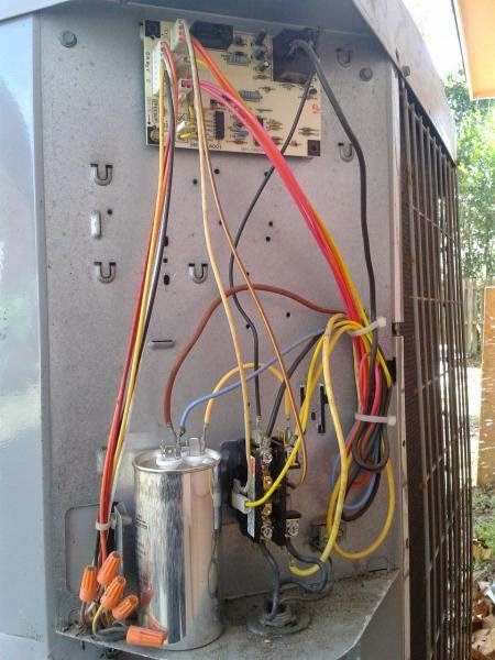 Electric Work  Ac System