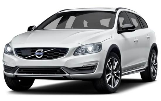 2017 Volvo V60 Cross Country Review