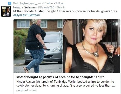 Mamaja blen 6 gr kokainë për të festuar ditëlindjen e vajzës