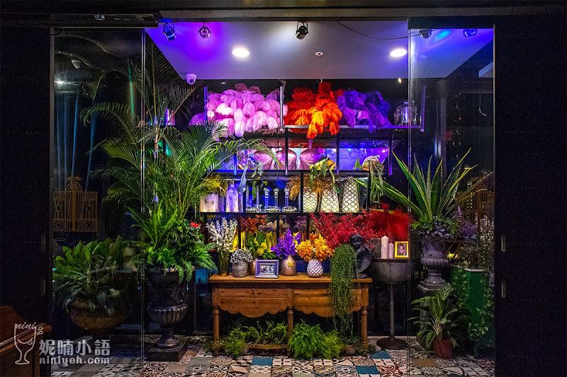 【台北信義區】Thaï.J 泰式料理餐廳。原始叢林都會餐酒館