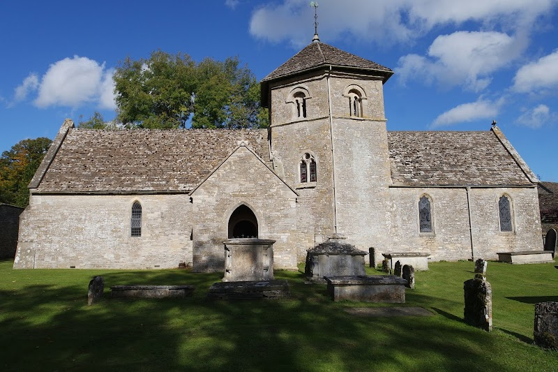 Ozleworth Church