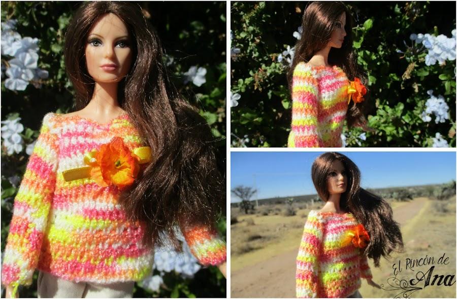 Un sueter para Barbie