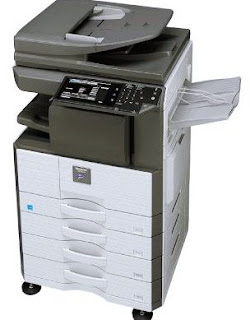 SHARP MX-M266N Printer Driver Download & Installation