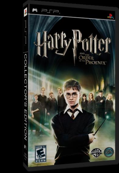 Descargar Juegos Psp Gratis: Harry Potter y la Orden del Fenix ...