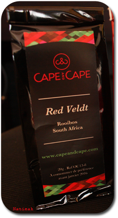 Red Veldt de Cape and Cape