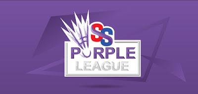 Jadual Perlawanan SS Purple League 2018/2019