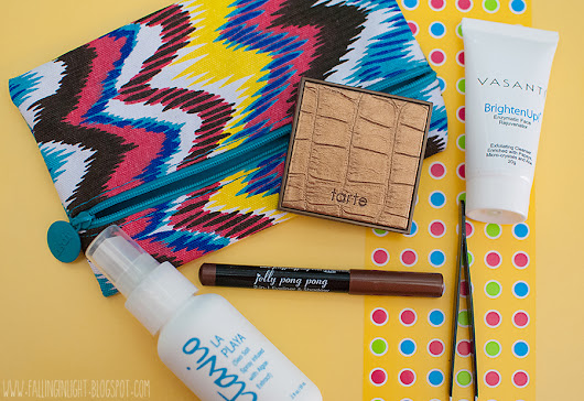 Falling In Light: Ipsy Glam Bag {July 2015}