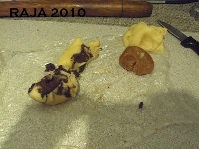 حلويات عيد الفطر جزائرية  بلاطو لاشكال عديدة بعجينة واحدة بالصور 16.jpg