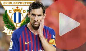 اون لاين مشاهدة مباراة برشلونة وليجانيس بث مباشر 20-1-2019 الدوري الاسباني اليوم بدون تقطيع