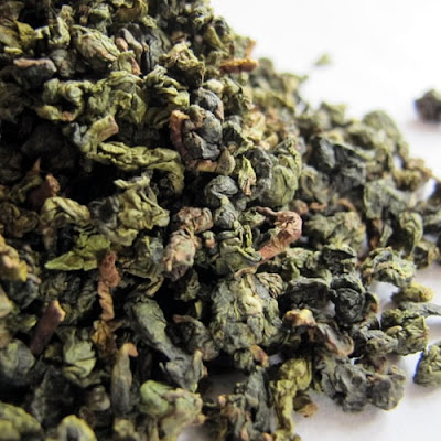 Oolong tea is the transition between green and black tea and it used a lot in Asian culture.