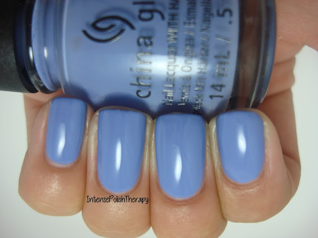 China Glaze - Secret Peri-Wink-Le