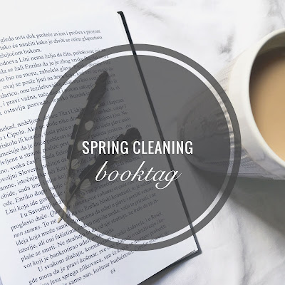 Prolećno spremanje (Spring Cleaning) Book Tag