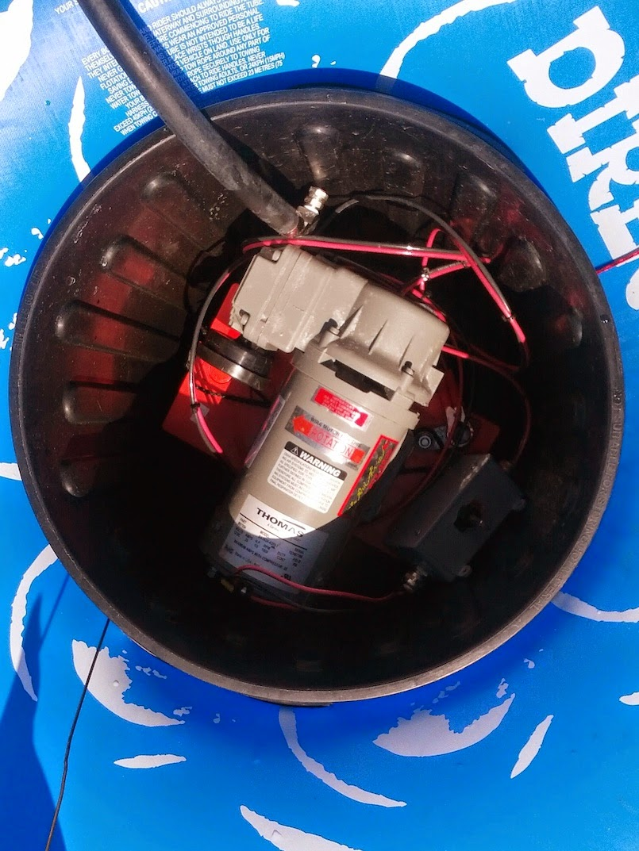 Tech: Hookah - Surface Supplied Air Diving