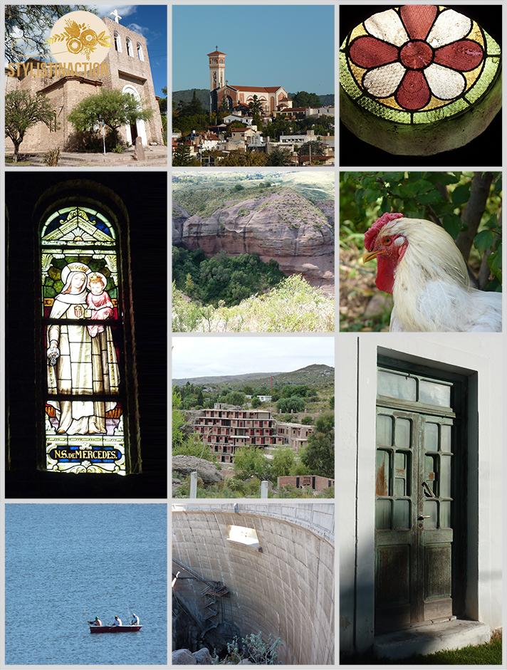 52 lugares en 52 semanas - semana quince - Capilla del Monte - Cerro Uritorco - Dique el cajon - Iglesia San Antonio de Padua