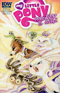 My Little Pony Friendship is Magic #23 Comic Cover B Variant