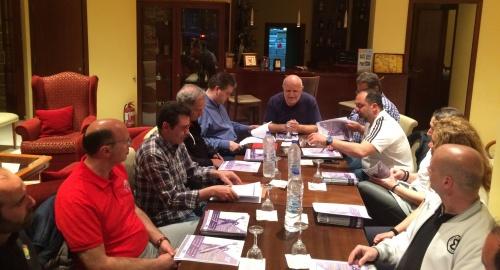 Τεχνική σύσκεψη στην Αιδηψό για το Πανελλήνιο Νεανίδων