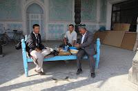 Uzbekistan, Andijan, Literary Museum, topchan, © L. Gigout, 2012