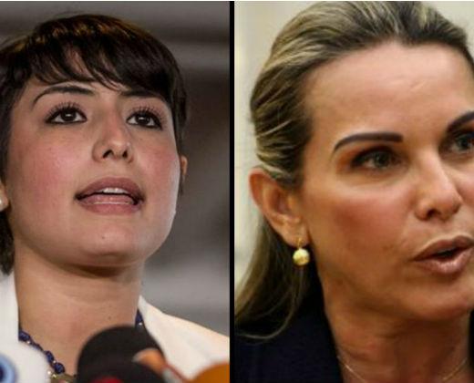 La crítica de Patricia de Ceballos a Eveling Trejo por firmar presupuesto de Maduro (+Video)