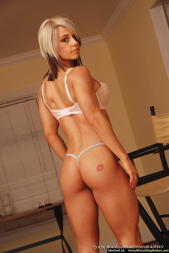 Ashley Massaro Butt 21