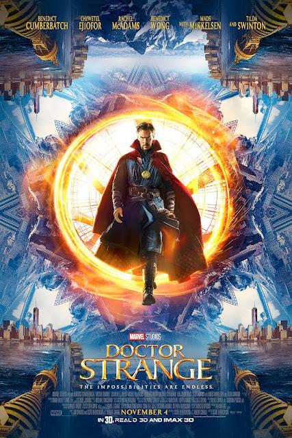 Doctor Strange 2016