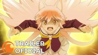 Murenase! Seton Gakuen - TRAILER OFICIAL do anime