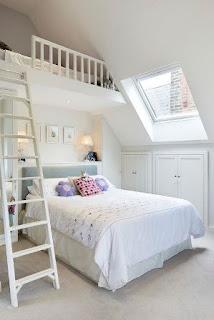 tempat tidur anak sederhana minimalis