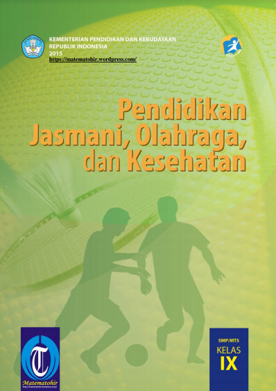 Download Buku Siswa Kurikulum 2013 SMP MTs Kelas 9 Mata Pelajaran PJOK