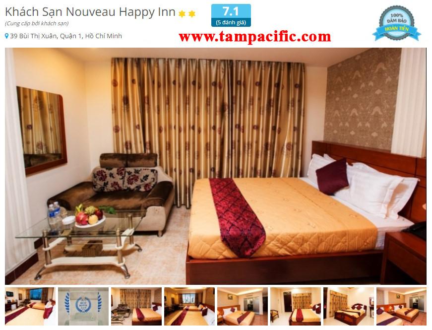 Khách Sạn Nouveau Happy Inn