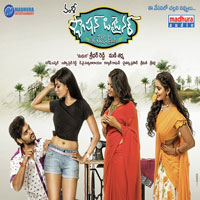 Fashion Designer s/o Ladies Tailor (2017) Telugu Movie Audio CD Front Covers, Posters, Pictures, Pics, Images, Photos, Wallpapers