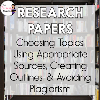 Research papers. Not sure who shudders more, teachers or students, when they hear those words. Read on for ideas on how to help students choose appropriate, focused topics and find appropriate, reliable sources. You can also find out about different processes for organizing student research and creating outlines as well as various approaches to getting students to paraphrase rather than plagiarize and correctly cite sources.