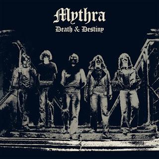 """Το τραγούδι των Mythra """"U.F.O."""" από το album """"Death and Destiny"""""""