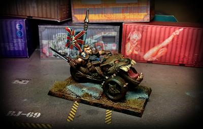 Warzone - Imperial - Fenris Bike - right
