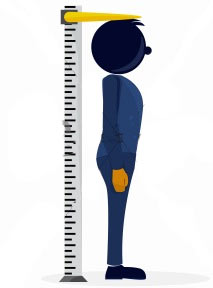 Measuring your Height
