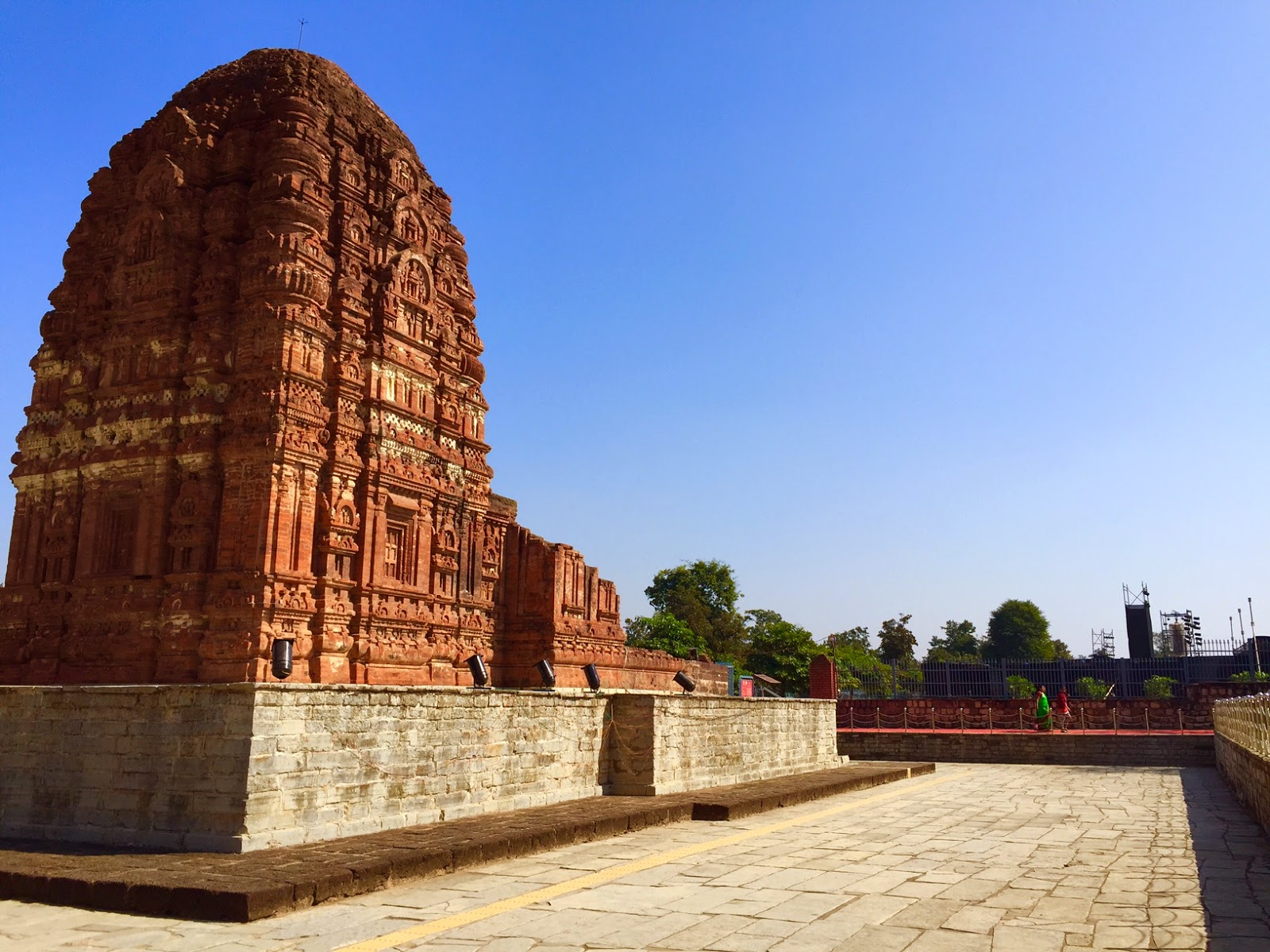 Sirpur travel chhattisgarh lakshman temple brick old travel tourism