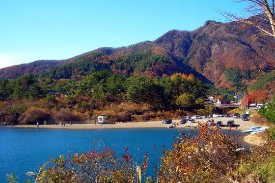 Danau Sai, Jepang