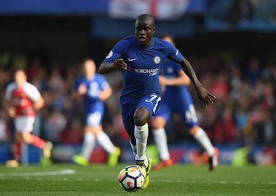 PSG to lauanch £90m bid for Kante