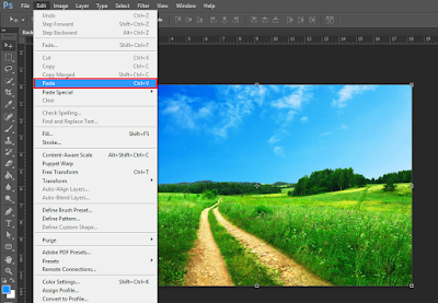 Cara Membuat Watermark Pada Gambar Dengan Photoshop 3