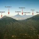 Menengok Keindahan 8 Gunung Di Jawa Tengah Yang Perlu Dicoba