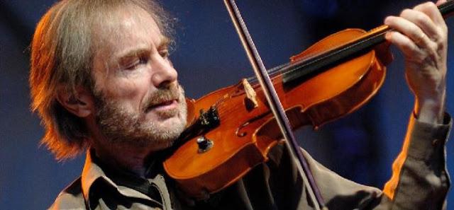O músico francês Jean Luc Ponty é destaque do podcast Rádio Base, 399. (Foto: reprodução)