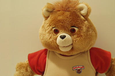 TEDDY RUXPIN TEC TOY