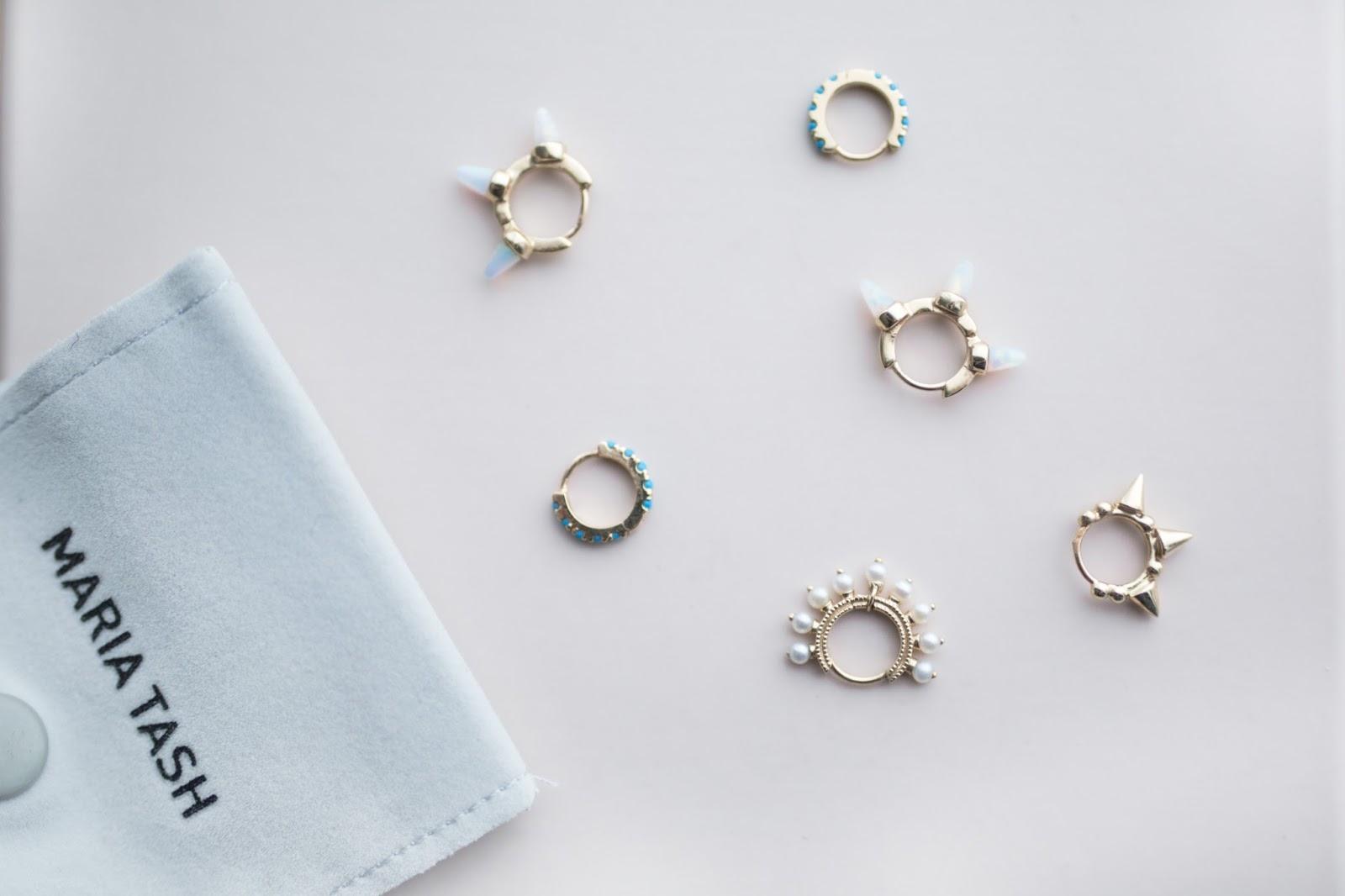 Jewelry || The Maria Tash Addiction