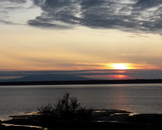 Mount Susitna- Sunset