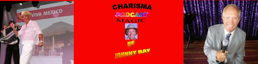 THE CHARISMA MAGIC PODCAST