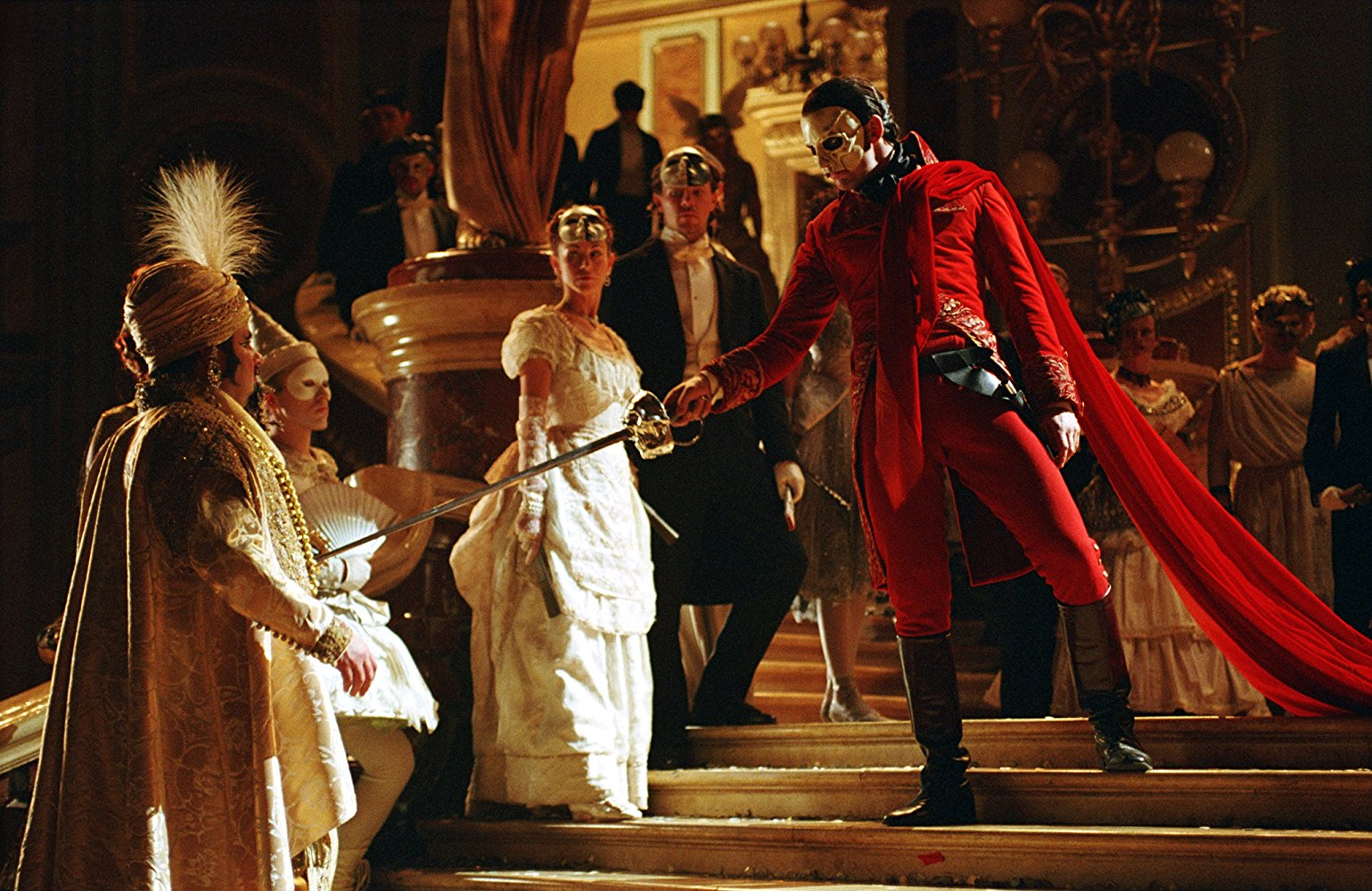 Lolo Loves Films Movie Review The Phantom Of The Opera 2004