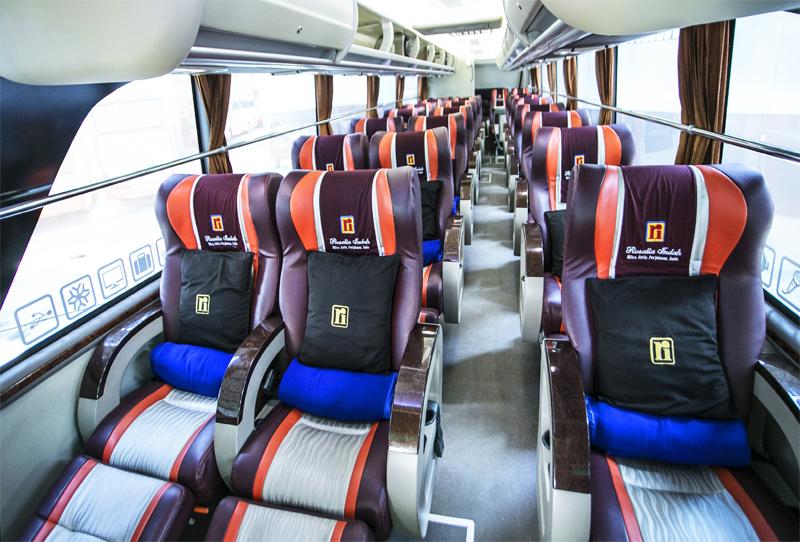 Jadwal Pemberangkatan Dan Tarif Bus Po Rosalia Indah Jalur Bus