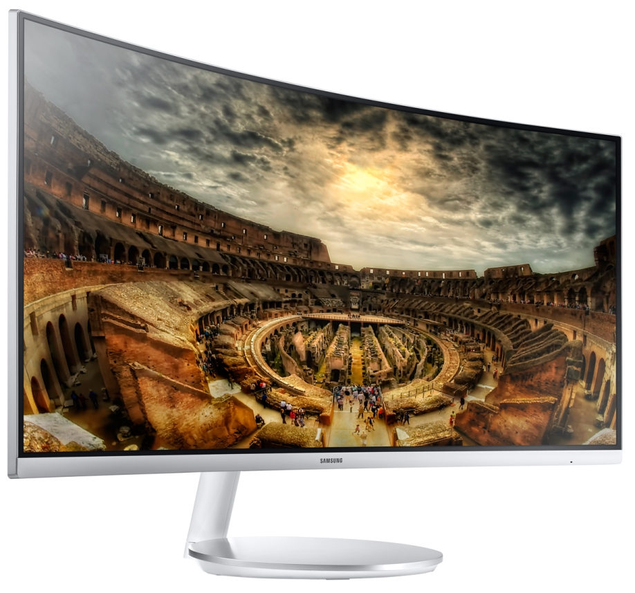 Samsung Quantum Dot CF791 Curved Monitor advantages