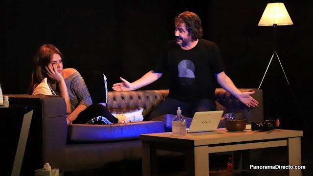 ¿QUIÉN MANEJABA? con Nazarena Vélez y Maxi Ghione en el Teatro Porteño