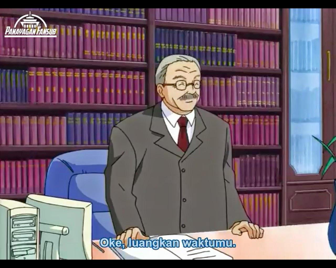 Download Ultra Maniac Episode 19 Subtitle Indonesia