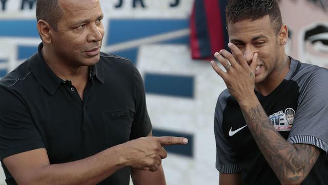Les surprenantes demandes du père de Neymar au PSG