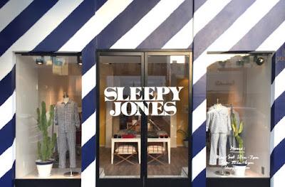 """The Sleepy Jones """"Robertson Rest Stop"""" storefront in Los Angeles. Photo: Sleepy Jones"""